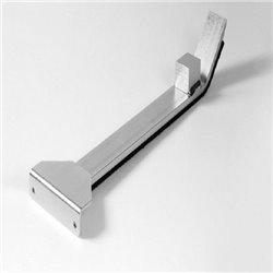 Páčidlo Parador 346299 kovové s plstenám polstrovaním