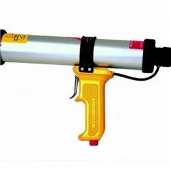 Pištol Sika Airflow Wilton Mopo 600 ml vzduchotlaková/pneumatická vytlačovacia na salámové tmely 300/600 ml