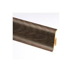 Lišta soklová PVC Cezar PREMIUM Dub Congo M176 59x22x2500 mm