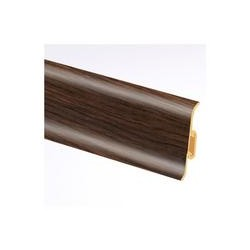 Lišta soklová PVC Cezar PREMIUM Dub Medol M143 59x22x2500 mm