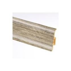 Lišta soklová PVC Cezar PREMIUM Dub Richmond M145 59x22x2500 mm