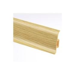 Lišta soklová PVC Cezar PREMIUM Dub Riverside M137 59x22x2500 mm