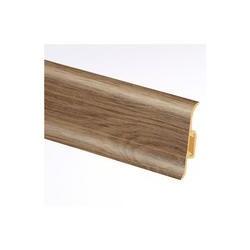 Lišta soklová PVC Cezar PREMIUM Dub Zámkový M108 59x22x2500 mm