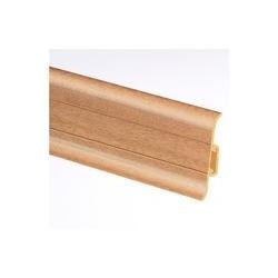 Lišta soklová PVC Cezar SLIM Buk M094 45x22x2500 mm