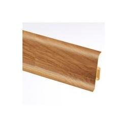 Lišta soklová PVC Cezar SLIM Dub Alabama M141 45x22x2500 mm