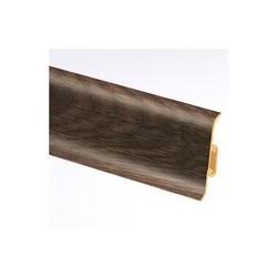 Lišta soklová PVC Cezar SLIM Dub Congo M176 45x22x2500 mm