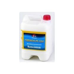 Penetračný náter Chemos PE 204 - koncentrát 5 kg, akrylátový, pod nivelačky aj pod disperzné lepidlá