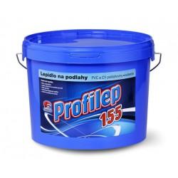 Lepidlo Chemos Profilep 250 disperzné 12 kg na celoplošné lepenie PVC podláh a kobercov (na PVC, CV a textilné krytiny, aj na po