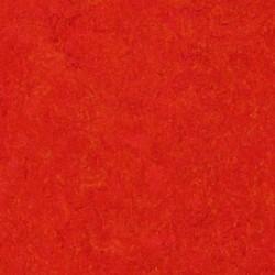 MARMOLEUM CLICK 333131 Scariet, 30x30cm, tl. 9,8mm (0,63 m2)