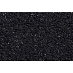 ČISTÍCÍ ZÓNA 531 Luxor - 052 graphite 130cm ŘEZ černá