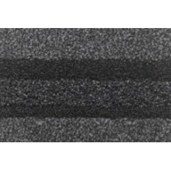 ČISTÍCÍ ZÓNA 536 Passage - 051 anthracite 135cm ŘEZ antracit