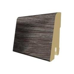 Lišta soklová PVC Egger 60 Aqua+ L209 60x17x2400 mm (k H2643, prvky - Sivé)