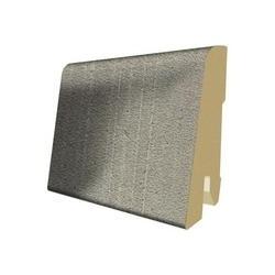 Lišta soklová PVC Egger 60 Aqua+ L258 60x17x2400 mm (k F854, prvky - Sivé)