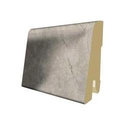 Lišta soklová PVC Egger 60 Aqua+ L305 60x17x2400 mm (k F805, F989, prvky - Biele)