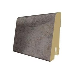 Lišta soklová PVC Egger 60 Aqua+ L364 60x17x2400 mm (k F256, prvky - ???)
