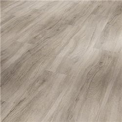 Vinyl Basic 20, oak pastel grey Brushed Texture wide plank, 1710665, 1207x216x9,1 mm