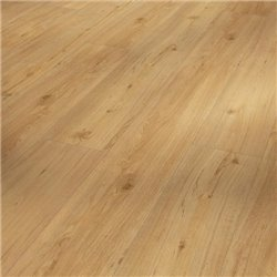 Vinyl Basic 30 Chateau plank, oak natural wood texture 1 V-groove, 1730552, 2200x216x9,4 mm
