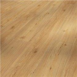Vinyl Basic 30 Chateau plank, oak natural wood texture 1 V-groove, 1730552, 2200x216x9,4 mm