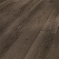 Vinyl Basic 30 Chateau plank, Oak Skyline grey wood texture 1 V-groove, 1730556, 2200x216x9,4 mm