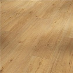 Vinyl Basic 2.0, natural oak Brushed Texture wide plank, 1730779, 1219x229x2 mm