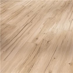 Vinyl Basic 2.0, Oak Memory sanded Brushed Texture wide plank, 1730778, 1219x229x2 mm