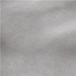 Vinyl Basic 2.0 Tile, Concrete grey stone texture, 1730650, 610x305x2 mm