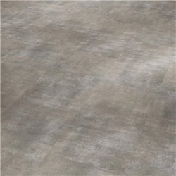 Vinyl Basic 2.0 Tile, Mineral grey Mineral texture, 1730651, 610x305x2 mm